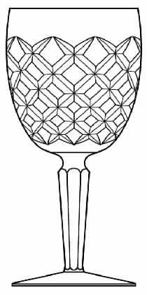 Waterford Crystal Patterns - Identified By Expert